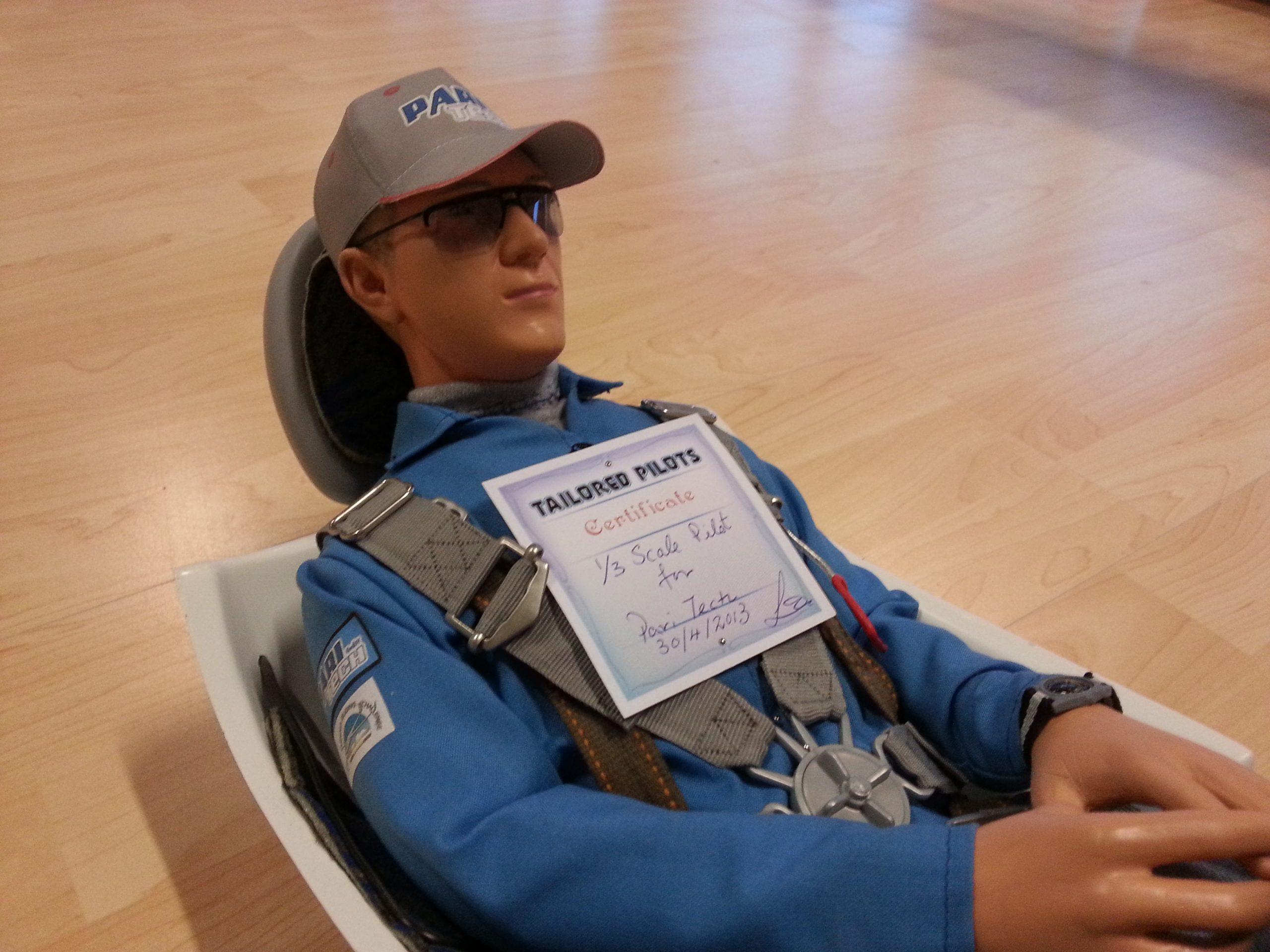 Pilote 1:3 Tailored Pilots
