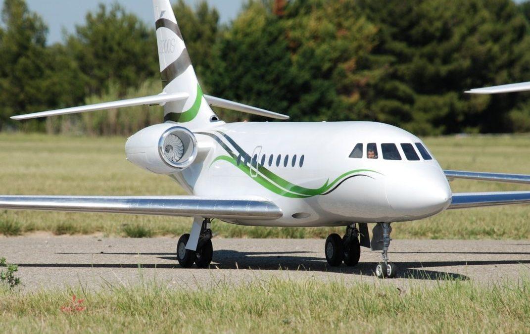 Falcon 2000S Bausatz 1:7